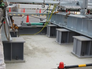 大型テント移送用油圧システム4